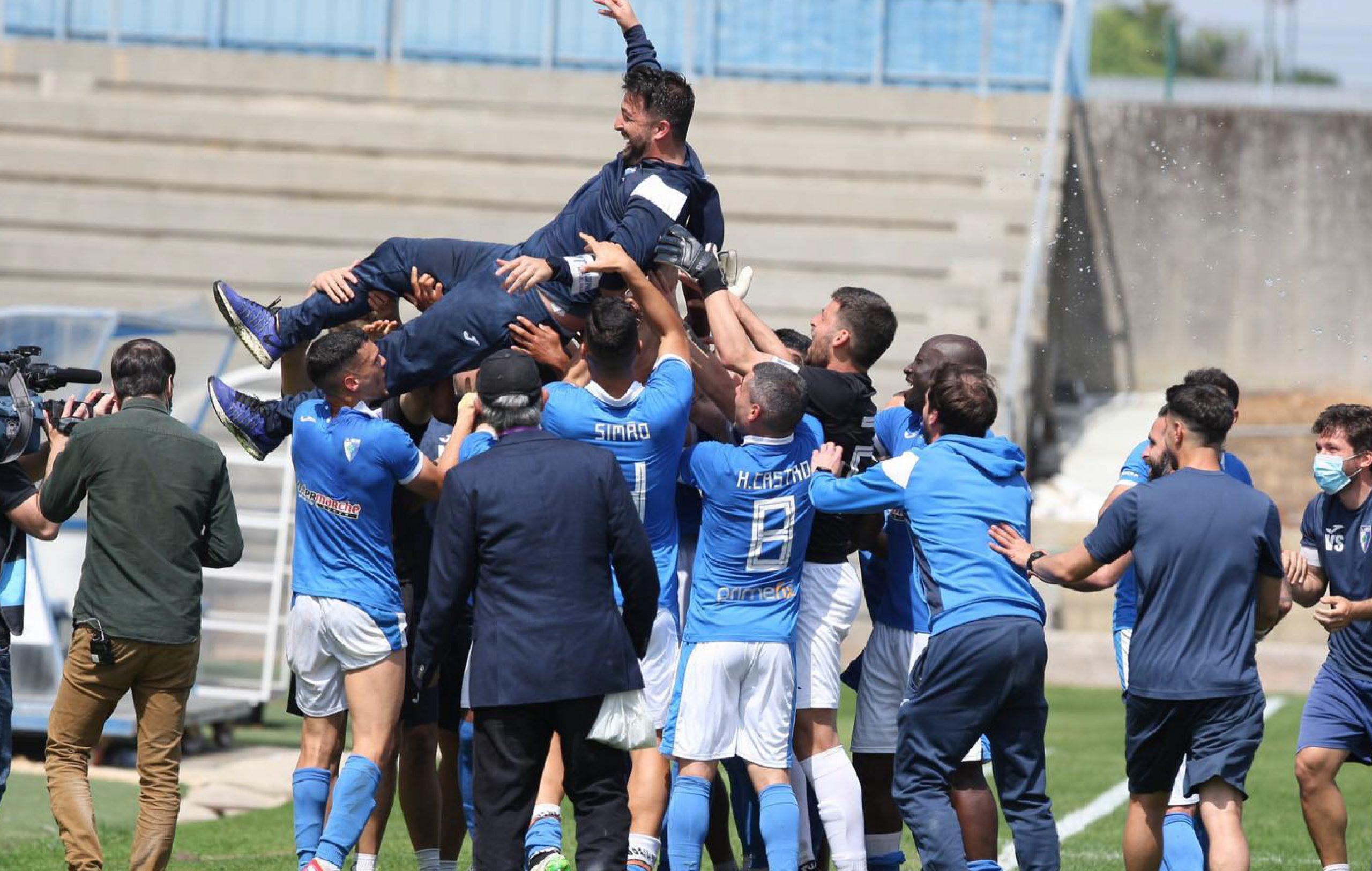 Anadia FC a caminho do Play-Off para a 2ª Liga